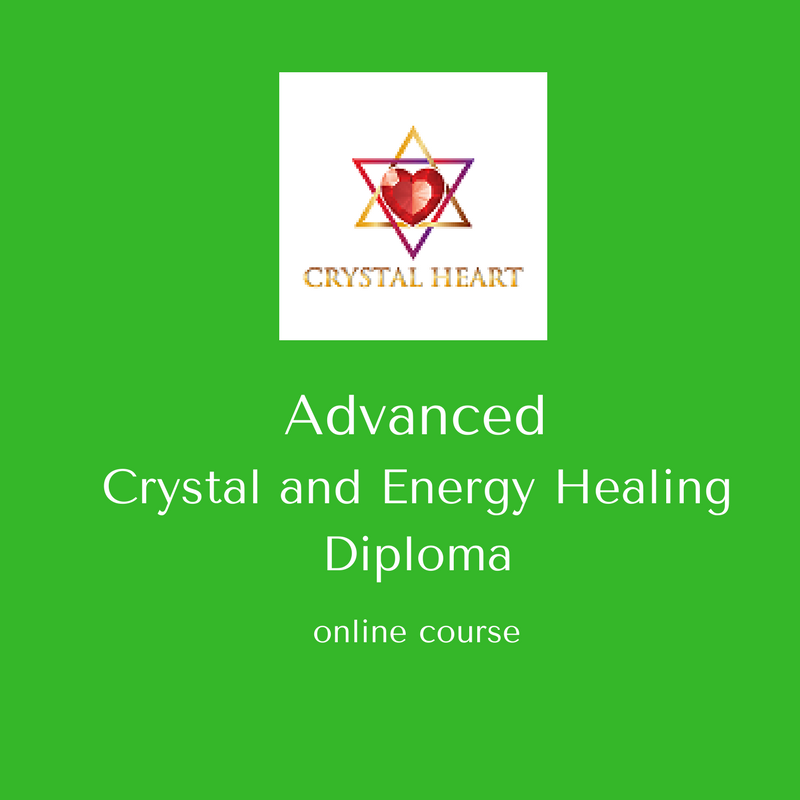 Crystal and Energy Healing Advanced Diploma